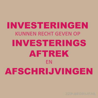 investeringen bij bedrijfsidee
